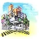 Townscape Illustrations