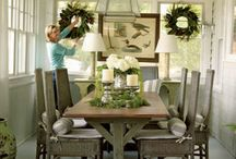 Wine & Dine Rooms / by Kate Jeter