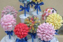 creazioni con caramelle
