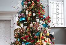 Oh Christmas Tree / Christmas Tree Decorating. How to decorate a Christmas Tree