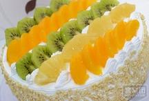 Ovocný dortíky