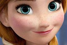 Isis Elsa en anna