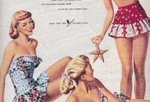 Vintage Summer / by Wholesale Vintage Clothing