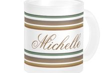 Colorful Mugs, Drinking Glasses / Colorful coffee mugs, tumblers, drinking glasses, cups and more