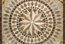 e Mosaic tile entry / Ideas for mosaic tiled entry to our new unit