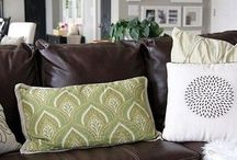 living room ideas / by Tammy Anderson