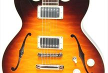Guitars / Guitars / by Steve Skabrat