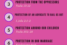 Areas of protection