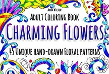 Charming coloring pages