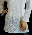 Stylish Chikankari tops