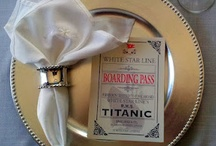 MURDER ON TITANIC PARTY