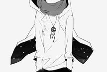 Monochrome Anime