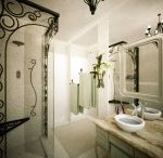 A Relaxing Space for Your Bathing Time / Here you can see many bathroom ideas with attractive designs and styles.