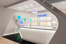 Philips Lighting Showroom
