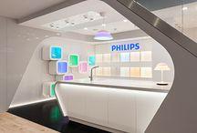 Philips Lighting Showroom