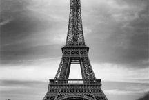 Paris noir et blanc / Paris en noir et blanc Ancienne photo ou nouvelle en noir et blanc