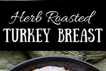 TURKEY RECIPES / Turkey recipes and dishes