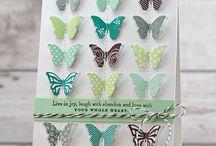 Butterflies / by Scrapbook & Cards Today