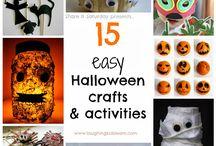 Preschool Fall Ideas  Halloween/Harvest/Thanksgiving