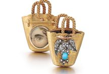 VINTAGE SYMBOLIC JEWELERY / Lost traditions of meaningful jewelry and tokens: Lover's Eyes, Sacred Hearts, Milagros, Mourning Jewelry, Betrothal Jewelry, Remembrance Jewelry, Hair Work, Ex Votos, Poison Rings, Cameos, Memorial Pendants, Religious Medallions, Bridal Gifts,  Scapulars, Mother's Rings, etc.