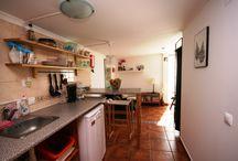 Quarto Pombal / Een studio met erg veel privacy.  Prachtig uitzicht en eigen patio.