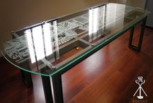 New style business table