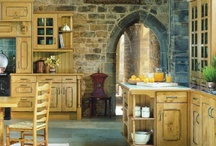 Home ~ KITCHEN Inspirations / by Sharon Apple