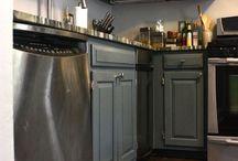 Kitchen renovation / by Breanna Sawin