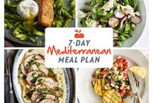 Mediterranean meal plan