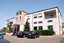 Sede Sicilia / La sede centrale della Licata+Greutol, ubicata a Canicattì, in Sicilia.