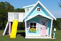 Маленькие домики