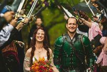 Medieval Wedding - Ceremony