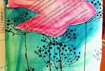 Art journal? / by Deanna Hawk