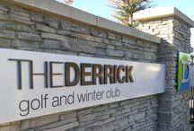 Golf clubs signate
