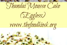 eggless desserts