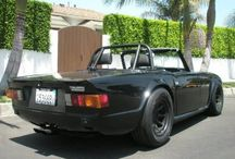 TR6 / Custom machine