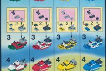 lego instructions / lego