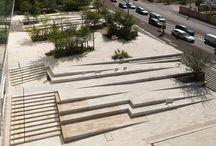 Praça auditório