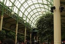 Outlet malls / shops