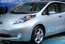 Elektromos autók / Elektromos autók, újak és régiek. Alternatíva a hagyományos autók mellett.