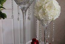 dekoracje wesele stolow