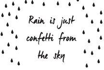 Rain ☂️☔️☁️⛈