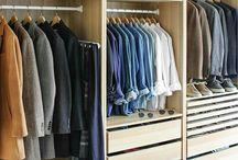 Man style wardrobe