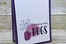 Karten mit SU - Lovely Inside & Out - Beste Grüße