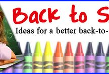 Back to School / Parents, rejoice! You've made it. :)  / by Magic 101.9