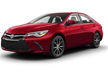 The 2016 Toyota Camry @ Milton Toyota / The 2016 Toyota Camry is as unexpected as the people who drive it. With a wide, athletic stance and an exciting special edition color, the Toyota Camry offers a striking exterior. The sophisticated and comfortable interior, complete with backup camera, keyless entry and available cloth or leather upholstery, is surprisingly upscale for a midsize sedan. Choose between 4-cylinder and powerful V6 models.