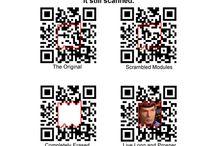 QR Codes  •  Barcodes