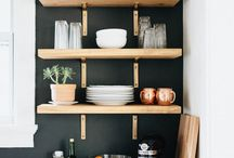 Kitchen Shelving Ideas Diy