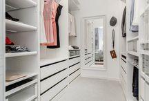 Walk i closet