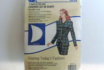 Sewing Room / Patterns, Supplies, and Sewing Tips